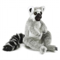 Puppet Ring-Tailed Lemur