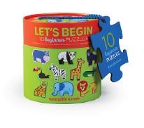 Let's Begin Puzzles- Jungle