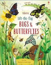 Lift-the-Flap: Bugs & Butterflies