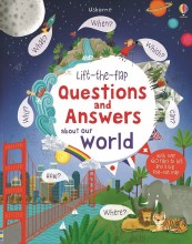 Lift-the-Flap: Questions and Answers about the World