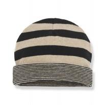 Linz Beanie Black Stripe 1m