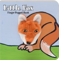 Little Fox Finger Puppet Book