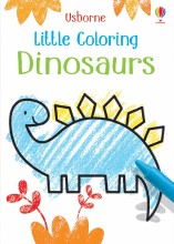 Little Coloring Book: Dinosaurs