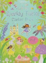 Little Sparkly Sticker Book Fairies