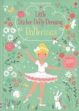 Little Sticker Dolly Ballerina