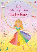 Little Sticker Dolly Dressing: Rainbow Fairies