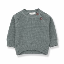 Livigno Sweatshirt Pine 9-12m