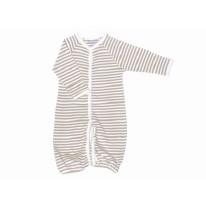 Tan Striped Convertible Baggie Nb-6m