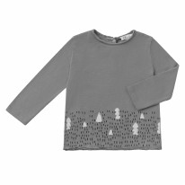 LS Tee Forest 3-6m