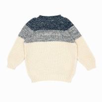 Lucas Sweater Navy 18-24m