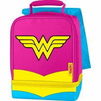 Lunchbox Wonder Woman DUAL