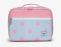 Pop Quiz Lunch Box Polka Dot Peony