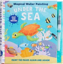 Magical Water Painting Under the Sea