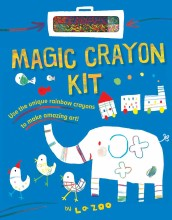Magic Crayon Kit