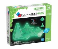 Magna-Tiles GITD 16 Pieces Set
