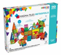 Magna- Tiles Metropolis 110pc