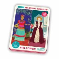 Girl Power! Magnetic Dress Up