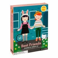 Magnetic Dress Up-Best Friends