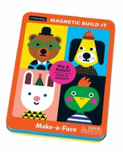 Magnetic Make-a-Face