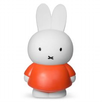 Miffy Coin Bank Red