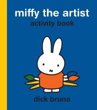 Miffy the Artist Activity Book