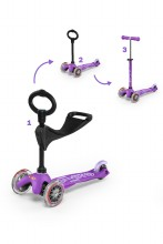 Mini 3 in 1 Deluxe- Purple
