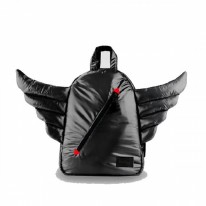 Mini Wings Backpack Black