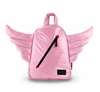 Mini Wings Backpack Blush
