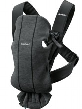 Carrier Mini Jersey Charcoal
