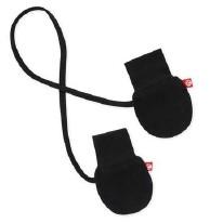 Mittens Fleece Black OS