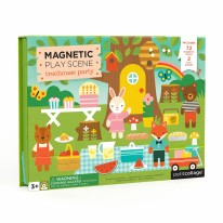 Magnetic Play Scene Treehouse