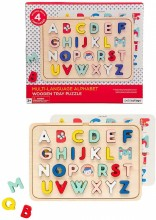 Multi Language ABC Puzzle