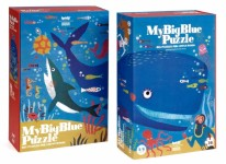 My Big Blue Puzzle 36pcs
