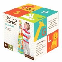 Animal ABC Nesting Blocks