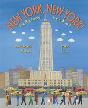 New York New York: The Big Apple from A to Z