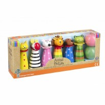 Animal Bowling Set 3Y+