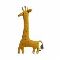 Noah Giraffe Cushion