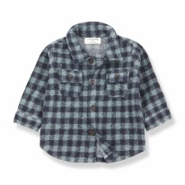 Pal Shirt Salvia 6-9m