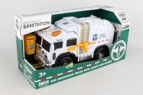 NYC Sanitation Truck w/lights