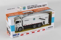 NYC Sanitation Truck Small