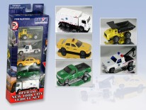NYC 5pc Vehicle Set