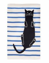 Cat Rug 4' x 6'