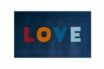 Love Rug 3' x 5'