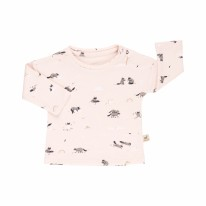 T-Shirt Raccoons Pearl 12-18m
