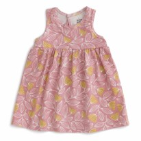Oslo Dress Holland Pink 3-6m
