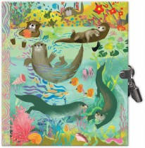Otters Diary with Keys