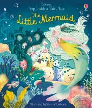 Peek Inside The Little Mermaid