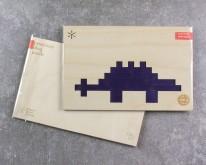 Pentomino Puzzle- Stegosaurus