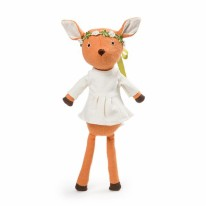 Phoebe Fawn Tunic/Flower Crown