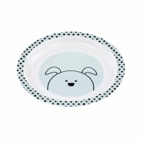 Plate Little Chums Dog